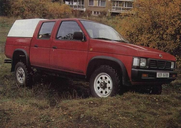 1993 nissan navara d21