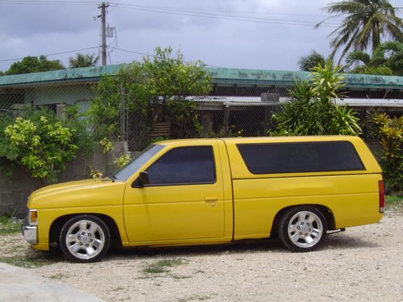 1990 Nissan Navara 1990